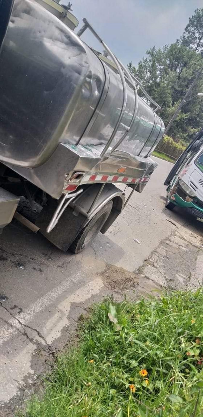 accidente de vehiculo en San Felix1 2