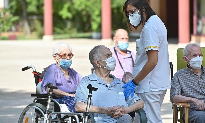 El olvido de los mayores, pese a su protagonismo en la pandemia preocupa a la ONU