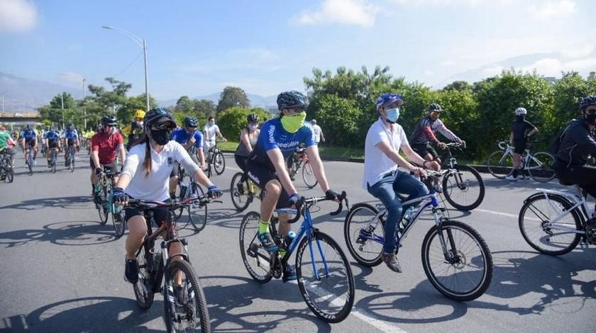 Alcalde ciclovías