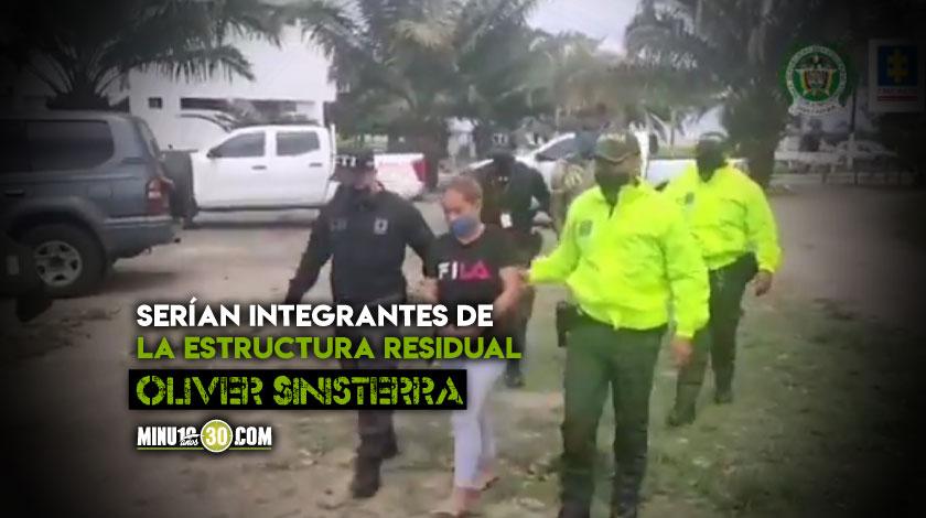 capturados por masacre en La Guayacana Tumaco