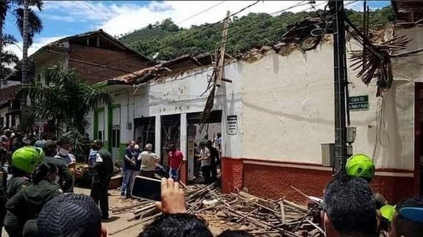 ciudad bolivar desplome