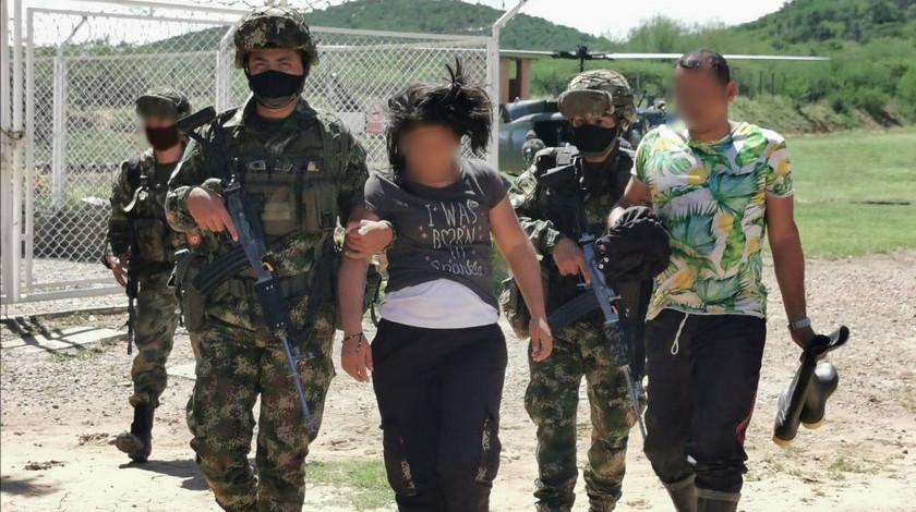 disidencias de las Farc atentado contra oleoducto Cano Limon Covenas