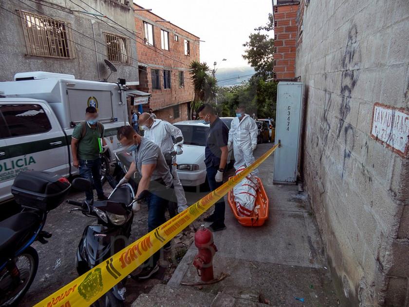 homicidio villa sofia robledo