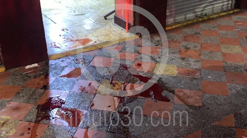 homicido en el municipio de Caldas 07 09 2020 2