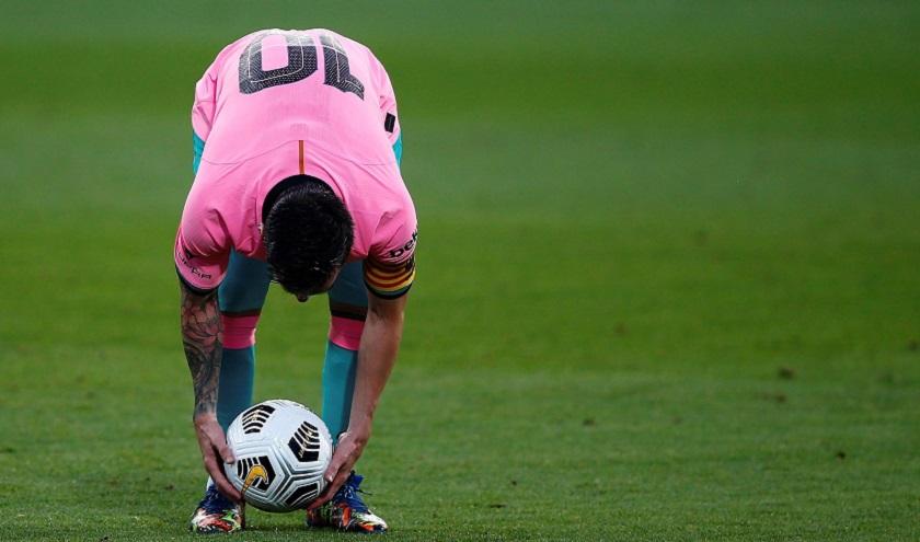 En LaLiga española no consideran mucho problema si Messi se marcha el otro año