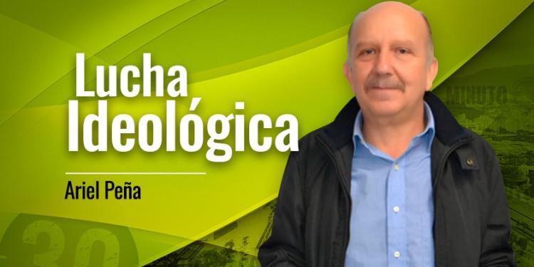 Ariel Pena Lucha Ideologica 750
