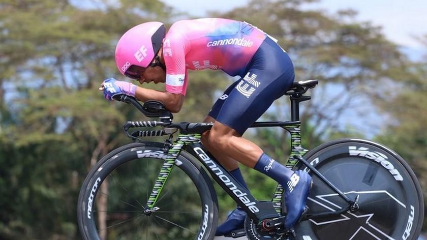 Ciclista colombiano Daniel Martinez 2 Copiar