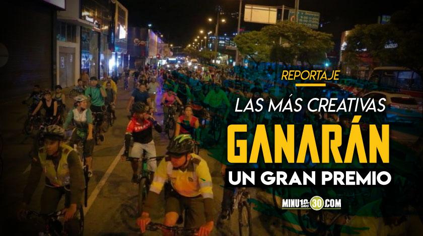 Como no se puede hacer el ciclopaseo en Feria de Flores habra concurso fotografico de bicicletas