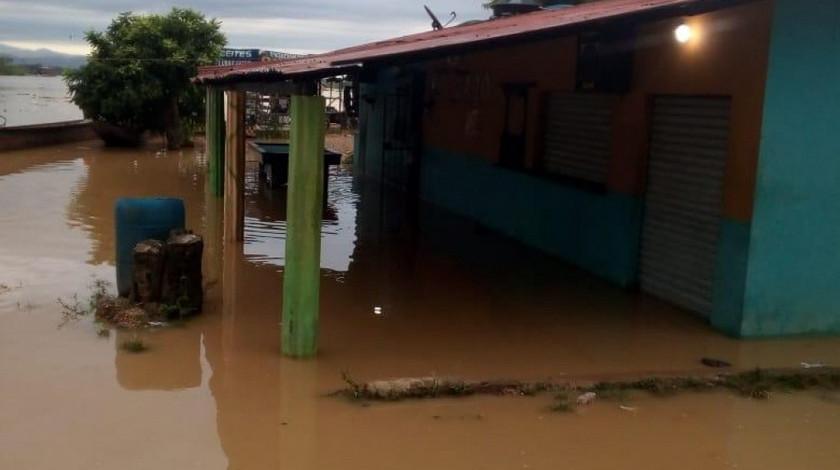 Emergencias por lluvias en el departamento de Antioquia