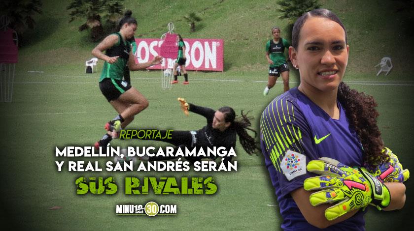 En Atletico Nacional presagian una Liga Femenina muy competitiva