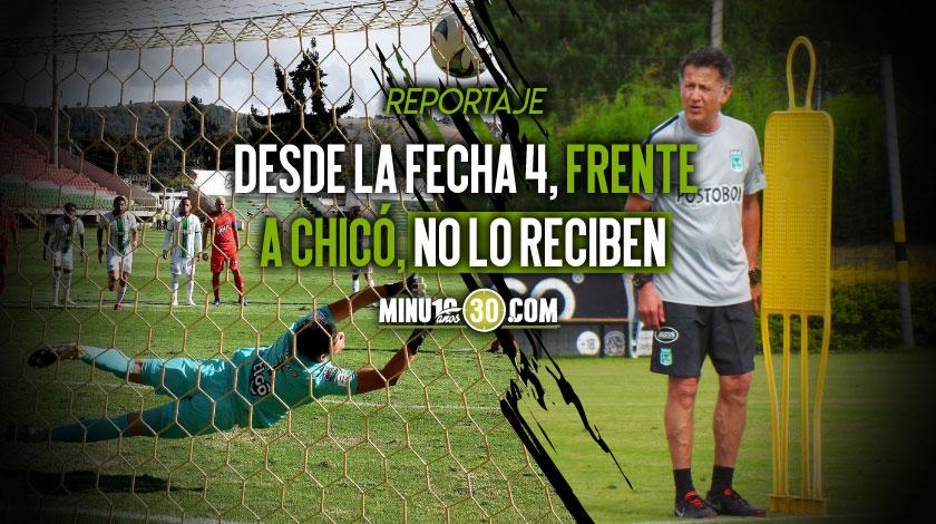 En Nacional hay un premio especial por el arco en cero revelo Osorio