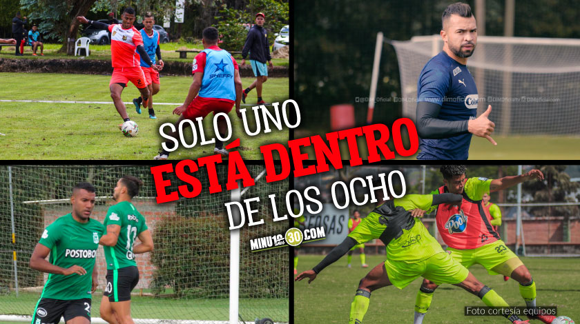 Equipos de Antioquia con panorama complicado en la Liga