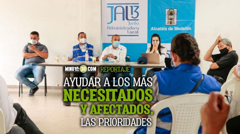 Es historico Medellin utilizara 230.000 del Presupuesto Participativo para mitigar el impacto economico del covid 19