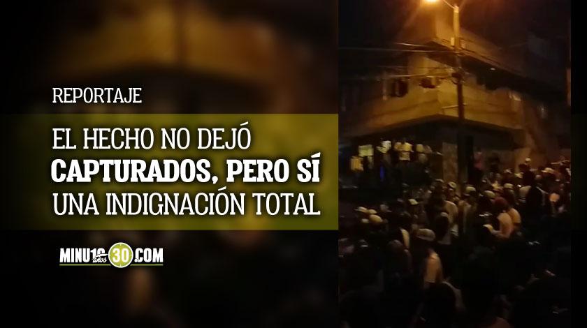 Irresponsables Mas de 500 pelaos armaron tremendo foforro en Robledo sin respetar la pandemia