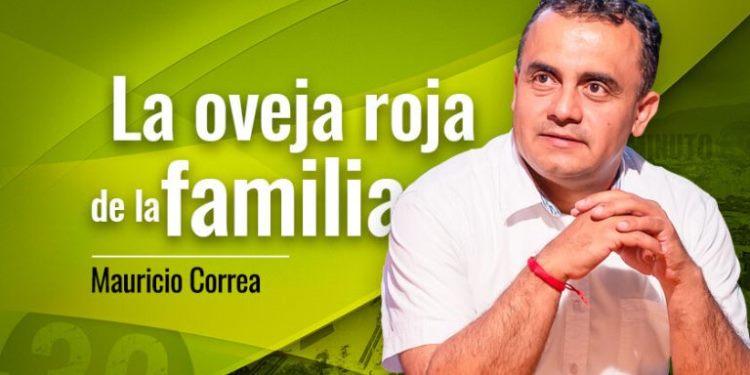 Mauricio Correa La oveja roja de la familia 96 750