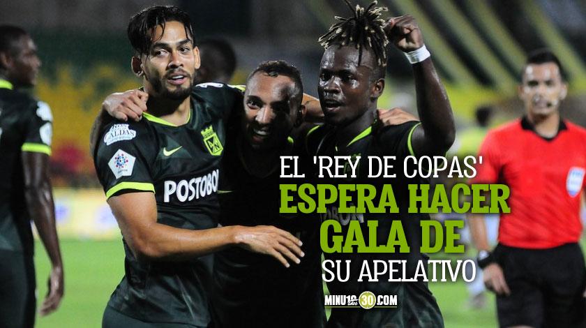 Nacional espera reivindicarse con sus hinchas en la Copa Sudamericana frente al River de Uruguay