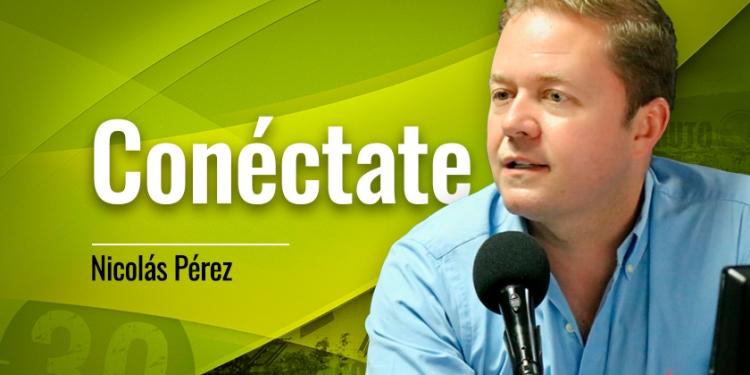 Nicolas Perez Conectate 750