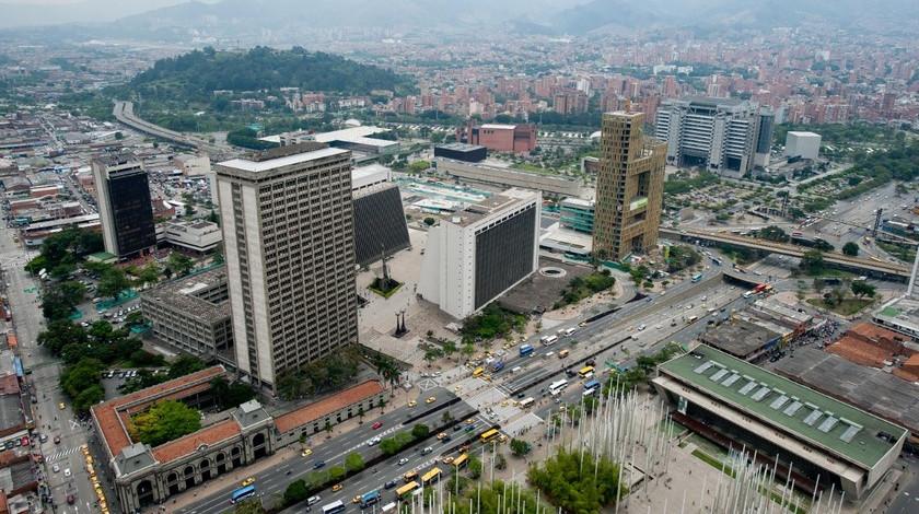 Covid Medellín
