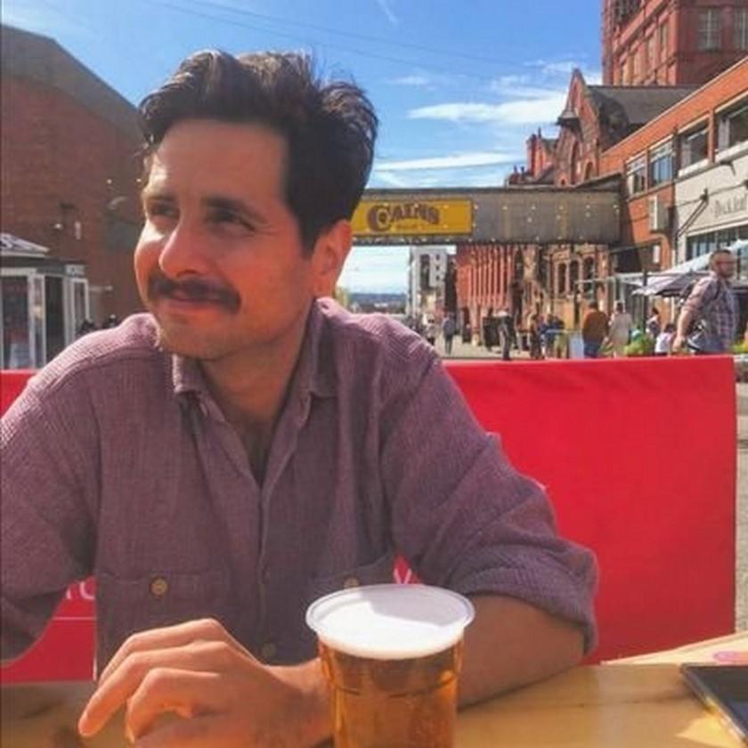 Periodista burla Klopp bigote pablo escobar
