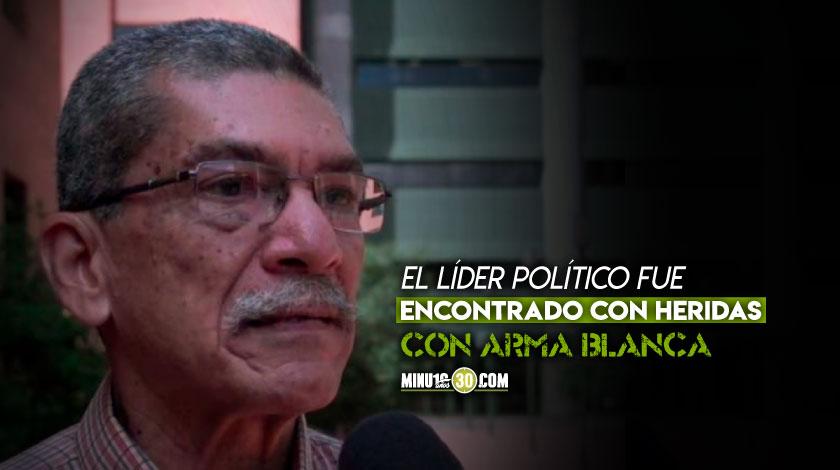 Reconocido historiador de Medellin fue asesinado el interior de su apartamento