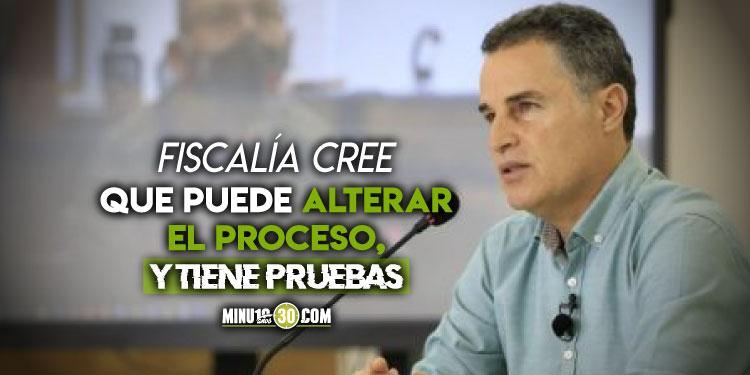 Sigue preso Vuelven a negar la solicitud de libertad a Anibal Gaviria