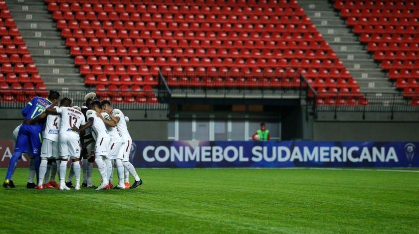 Tolima en Copa Sudamericana