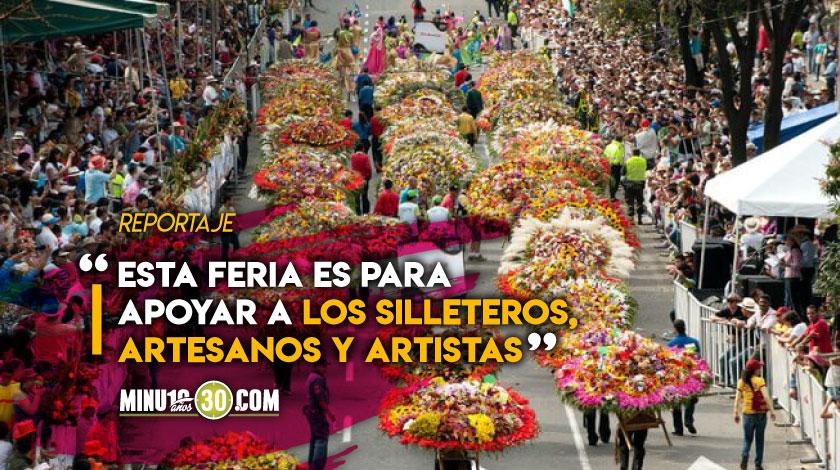 Una vez mas Medellin invita a los ciudadanos a vivir la Feria de las Flores que no representa un riesgo en la pandemia