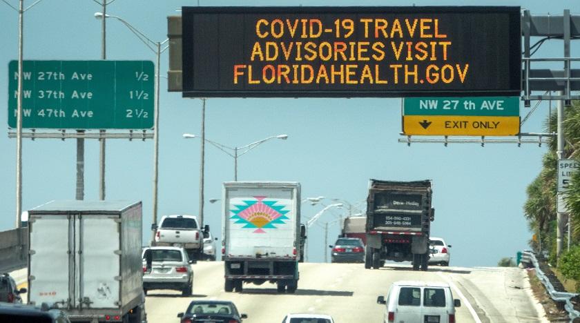 """Florida dará las """"licencias de conducir móviles"""""""
