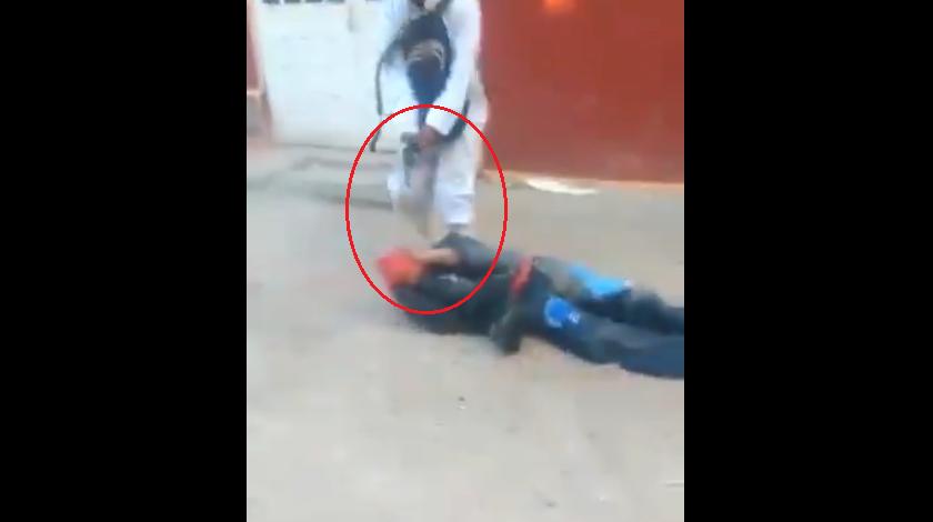 homicidio de venezolano en Bogota