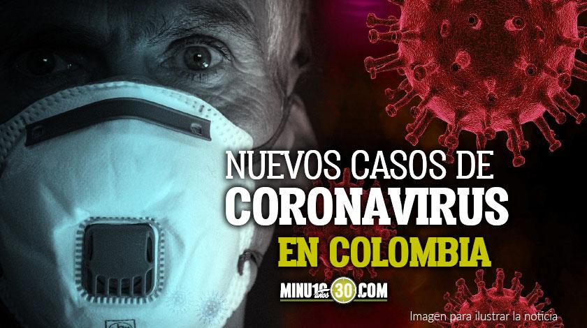 Contagiados Colombia