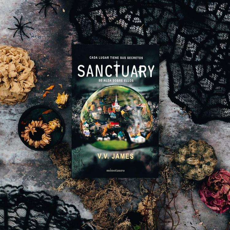 sanctuary portada