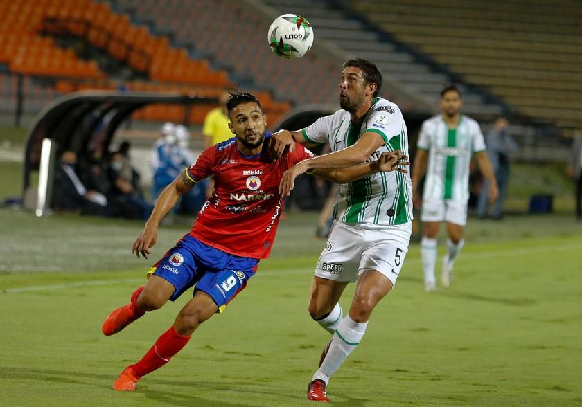 Atletico Nacional vs Pasto 2