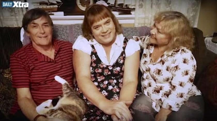 La historia del hombre de 52 anos que se convirtio en nina y fue adoptado en un hogar