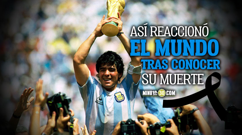 Maradona y las acciones que lo enmarcaron como uno de los mejores futbolistas en la historia