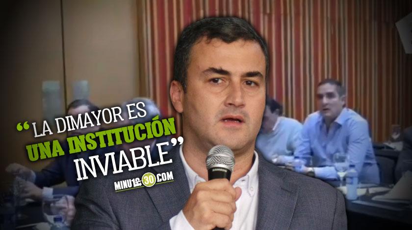 Presidente de Nacional expreso su molestia con Dimayor por sancion de Jarlan y Andrade