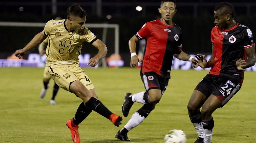 Rionegro Aguilas Doradas vs Cucuta 2 1