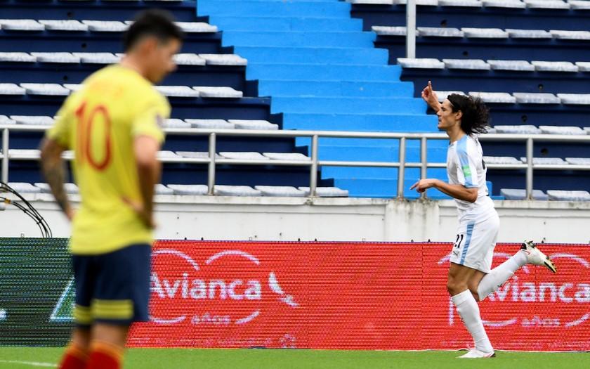 Seleccion Colombia vs Uruguay 7