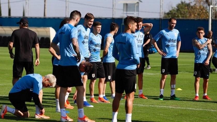 Seleccion de Uruguay en la Copa America 4 Copiar