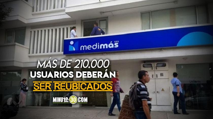 Supersalud tumba el funcionamiento de Medimas en Antioquia por su mal servicio