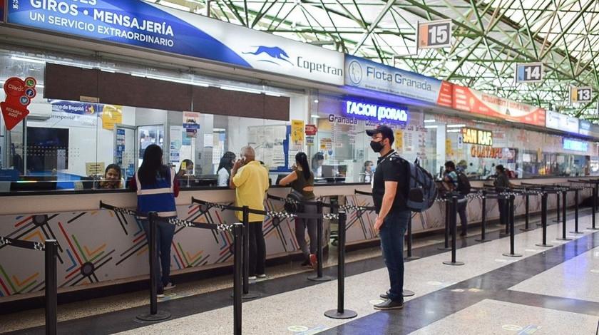 Terminales de transporte de Medellin