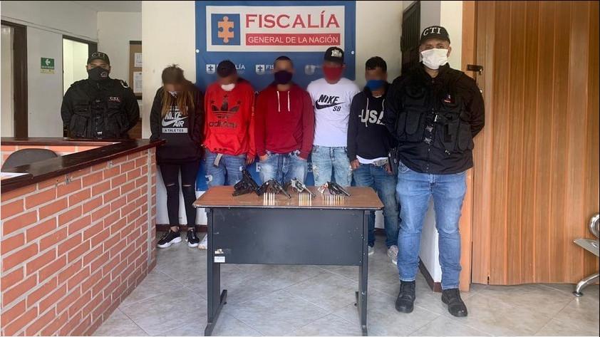 capturados rionegro robo droga