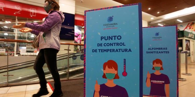 chile pandemia