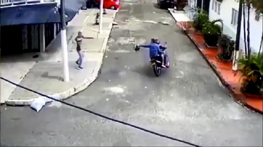 Comunidad frustra intento de robo a una bebé de dos años en Villavicencio