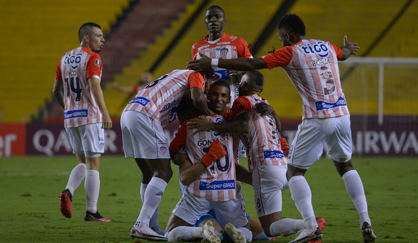 El Junior recibe al Plaza Colonia repleto de moral tras vencer al Cúcuta en la liga