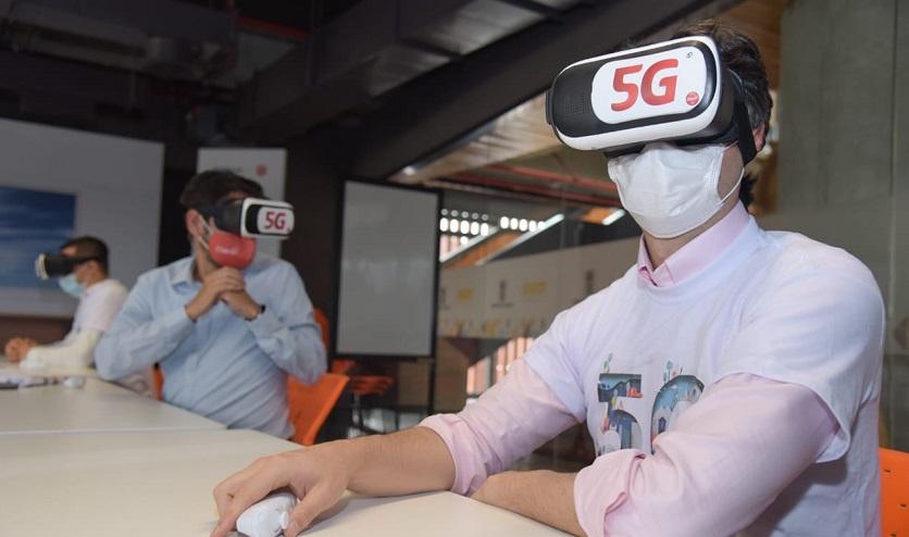 Medellín es pionera de 5G en Colombia
