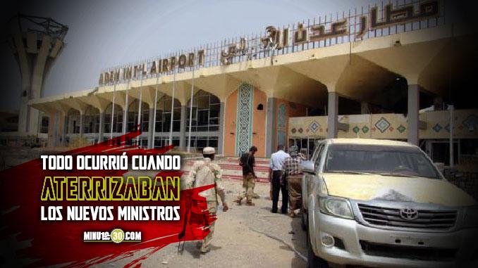 Camaras registraron los segundos antes del atentado en Yemen que deja mas de 15 muertos 2