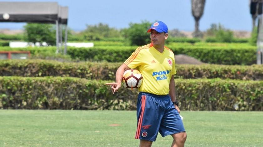 Hector Cardenas Seleccion Sub 17