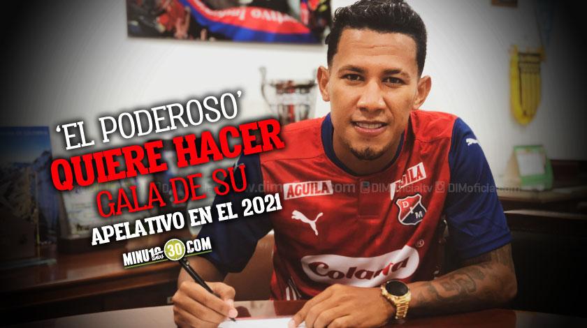 Independiente Medellin confirmo su sexta vinculacion