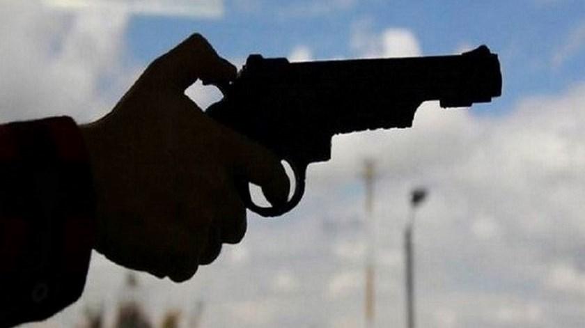 arma Sicarios asesinan pistola