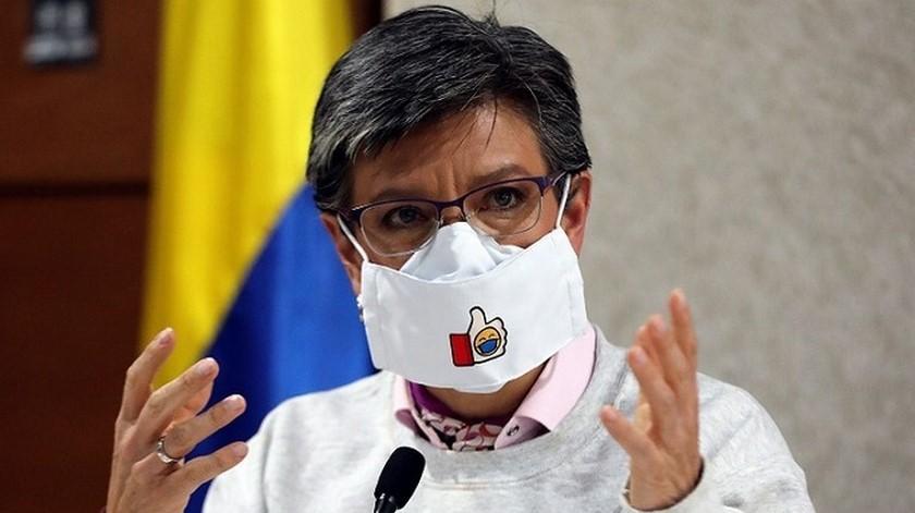 Ley seca total en Bogotá